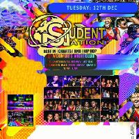 Student Nation: £5. Medway. Biggest end of term Party