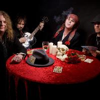 The Quireboys live in Halifax. Plus support
