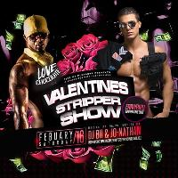 City of pleasure: The Valentines Strip Show