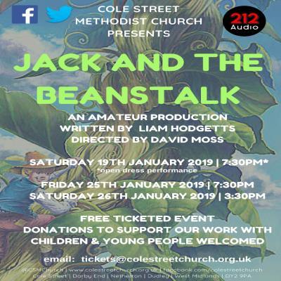 Jack & the Beanstalk Panto