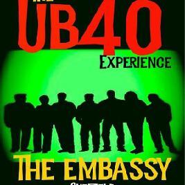 The UB40 experience Xmas party
