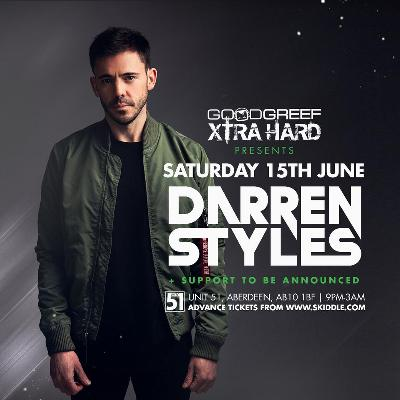 Goodgreef Xtra Hard Presents Darren Styles