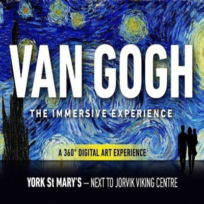 A 360 degree journey into the Universe of a Genius  Have you ever dreamt of stepping into a painting? Take an awe-inspiring journey into the ...