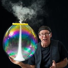 The Amazing Bubbleman