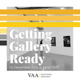 Getting Gallery Ready Masterclass