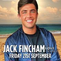 Love Islands Jack Fincham at Hashtag Liverpool