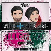 Wee D + Becca Starr Illogical Album Launch