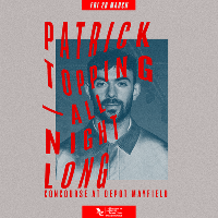 Patrick Topping - all night long
