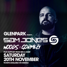 Glenpark presents Sam Jones