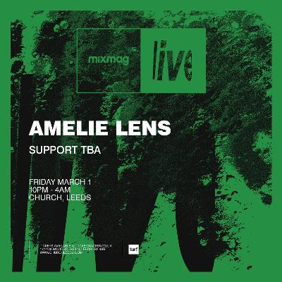 Mixmag Live with Amelie Lens