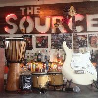 open mic night at the source
