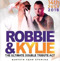 A tribute to Robbie Williams & Kylie Minogue