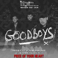 The GOODBOYS Live DJ & Performance
