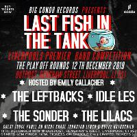 last fish in the tank play offs 12th December round 1