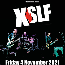 XSLF Live on The Barge