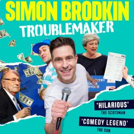 Simon Brodkin - Troublemaker
