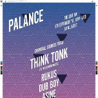 PALANCE Ft. Think Tonk (V Recordings)