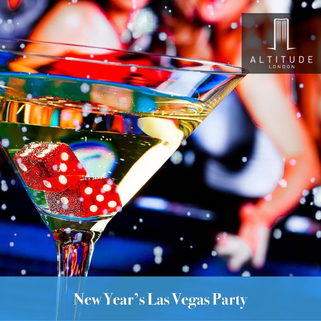 Singles party new years las vegas