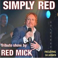 SIMPLY RED TRIBUTE by RED MICK