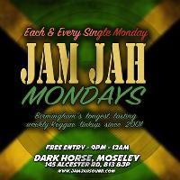 Jam Jah Mondays ft. Peppery