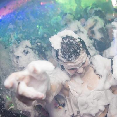 dance energy u18's - ibiza foam party (Glasgow)
