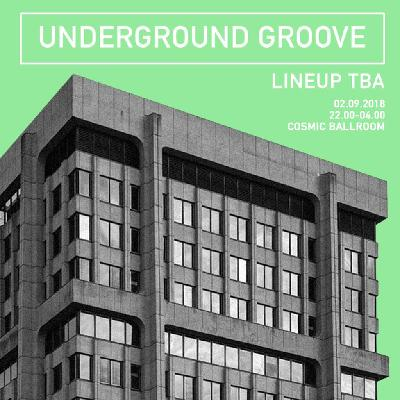 Underground Groove | William Djoko