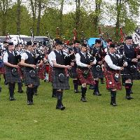 The North of Scotland Pipe Band Championship