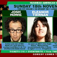 Nunhead American Comedy Night - 18th November 2018