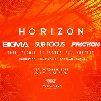 Horizon - Sigma Sub-Focus & Friction