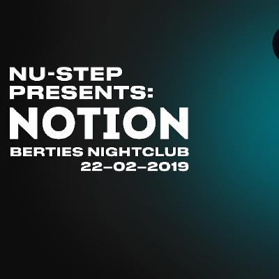Notion @ Berties Nightclub 16 - 21 Tickets | BERTIES Newquay