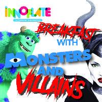 Monsters V Villains Breakfast