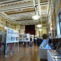 Art Exhibition and sale of work