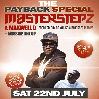 Brownsuga & Promise Land presents The Payback Special