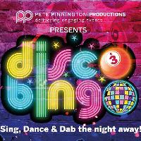 Disco Bingo Warrington! Fri 2nd Aug