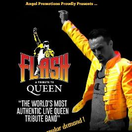 Flash 'A Tribute to Queen' Tickets | Toddington Village Hall Association Dunstable  | Sat 12th December 2020 Lineup