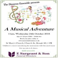 A Musical Adventure