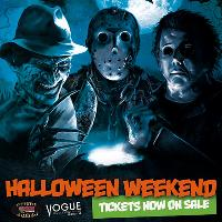Halloween Weekend - Club Tropicana & Vogue