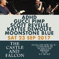 ADHD / Gucci Pimp / Scott Revelle / Kaytee DeWolfe