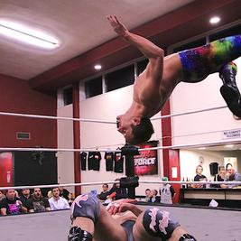 Live Wrestling in Dagenham!