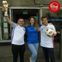 2018 World Cup at Rileys Solihull