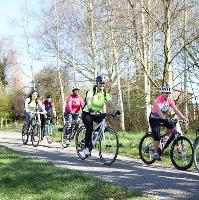 Ladies Guild Wheel Cycle Challenge