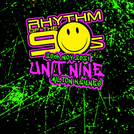 Rhythm Of The 90's - Milton Keynes