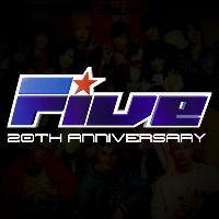 5IVE + Boogie Night Bingo - 90s Summer Par