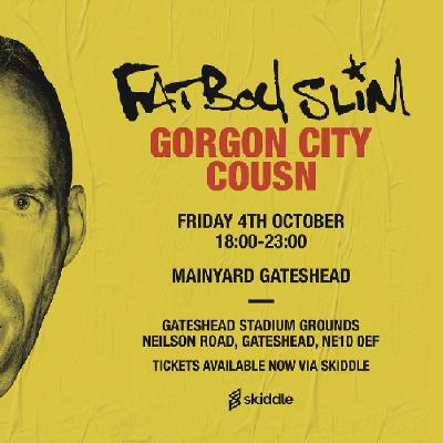 Shindig Presents Fatboy Slim