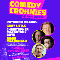 Comedy Crohnies