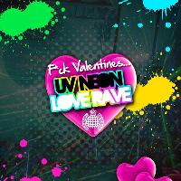 The Ministry of Sound UV Neon Love Rave