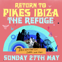 Return To Pikes Ibiza - Basement Club Party