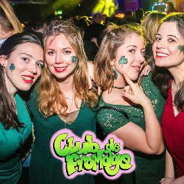 Club de Fromage - St Patrick's Party Tickets   Islington Academy London    Sat 16th March 2019 Lineup