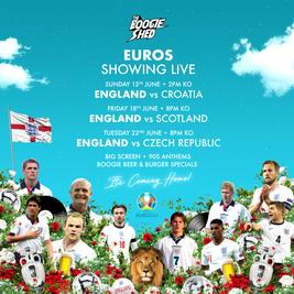 EURO 2020 - ENGLAND vs SCOTLAND