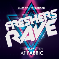 KCL Freshers Rave